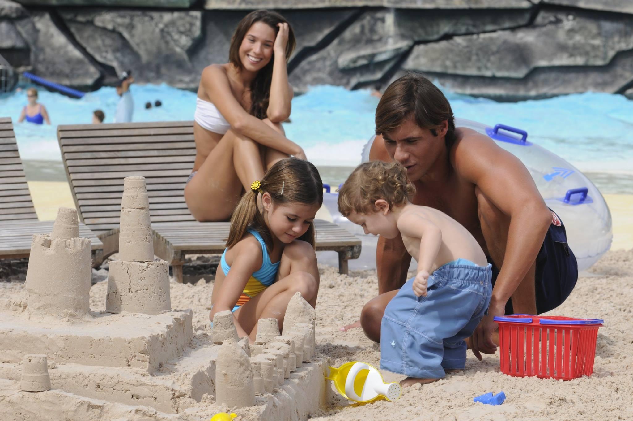 Rio Quente Sand Beach 2